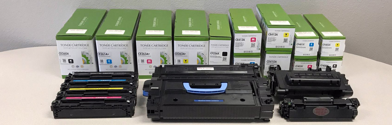 Laser Age printer and copier supplies