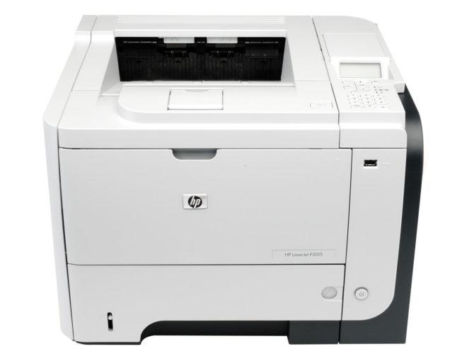 LaserJet 3015dn